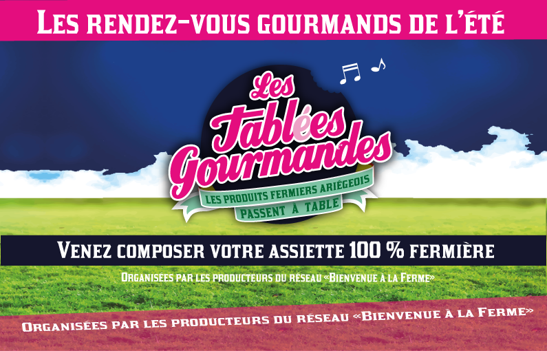 Les tablees gourmandes